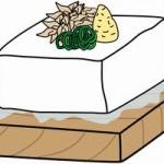 小学生の自由研究で簡単で一日でできる!食べ物で豆腐作り。