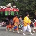 京都時代祭のスケジュールは?コースと有料観覧席の情報。