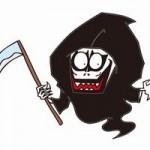 ハロウィンで怖いメイクにしたい!白塗りの道具や化粧品