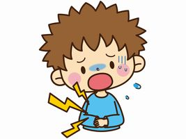 ノロウィルス 子供 症状