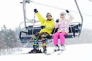 ホテルサンバード水上 スキー場