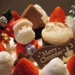 クリスマスケーキを手作りデコレーション!いちごサンタの作り方は?
