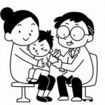 インフルエンザの予防接種は効果なし?抵抗力があれば感染しない。