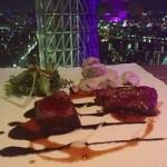スターライトガーデンを見れるレストランを予約したい!行き方も教えてください。
