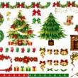 クリスマス 部屋の飾り付け