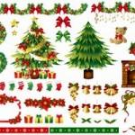 クリスマスの部屋の飾り付けを100均で!クリスマスツリーのアイデアはありませんか?