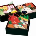 おせち料理の重箱の意味を教えて!中身と盛り付けの詰め方?