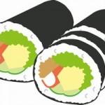 恵方巻きでサラダ巻きのレシピを!野菜やそのほかの具材は!