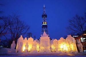 札幌雪祭り 子供