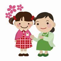 小学校入学式女の子の服装