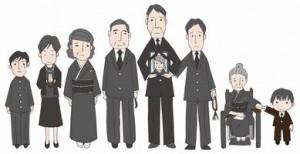 法事の服装
