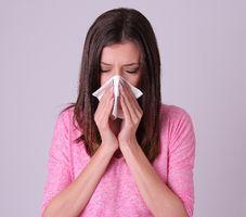 花粉症 鼻水
