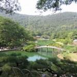 香川県観光 栗林公園の案内を!アクセスとホテルなど宿泊情報も!