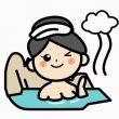 アトピーを温泉で改善