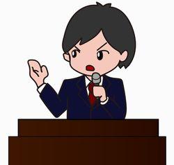 人前のスピーチで緊張しない7人の方法 あがらない対策と呼吸法