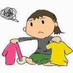 服の断捨離できない方へ!必ずできる方法(ルール)をお教えします。